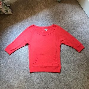 NWOT Sweater with pocket